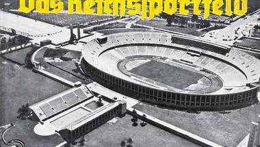 A farkas berlini barlangjában: a náci Olimpia-kolosszus