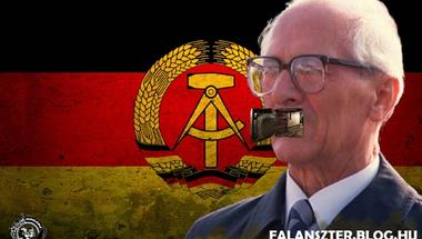 Titkos keletnémet föld alatti katonai város és a Honecker-bunker