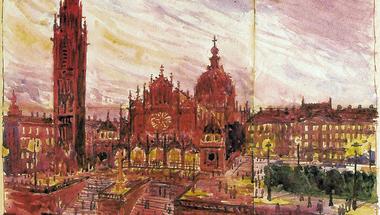 Amikor Pécs majdnem világváros lett