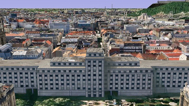 A pénz és az irredentizmus tornyai: ilyen lett volna a pesti Szabadság tér 1930-ban
