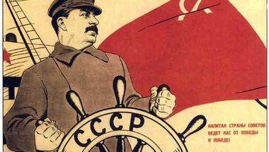 Говорит Москва: nagy októberi forradalom Sztálin utópisztikus épületei között