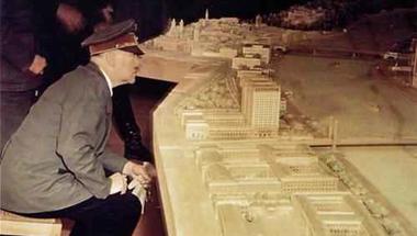 Hitler: a Duna-parti Linz lesz Budapest német másolata!