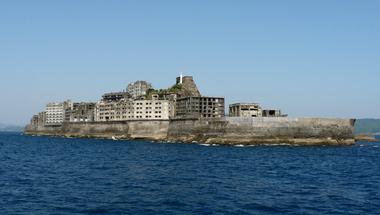 A Pokol bejárata: Hashima, a lakatlan szigetváros