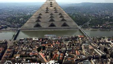 Gellért-hegyi álmok: gigantikus Piramis, Nemzeti Nekropolisz és a Hungária világítótorony