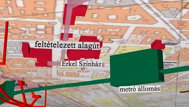Elkészült Budapest földalatti világa 3D-ben