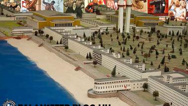 Náci melósoknak épült a világ legnagyobb fürdővárosa, Prora