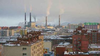 Az orosz Mordor: milliárdokat termelő lepusztult város a savas esők és a fagy fogságában
