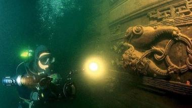 55 éve süllyedt el a kínai Atlantisz