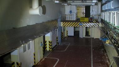 Feltárultak a nagyvázsonyi atomraktár kapui…
