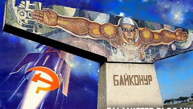 Bajkonur halott, de még egy picit élvezi