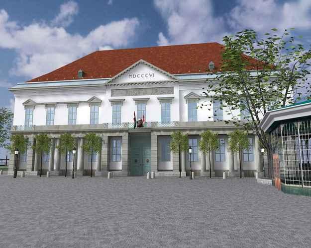 1945 elott -Szentgyörgy tér -2005_sandor_palota.jpg