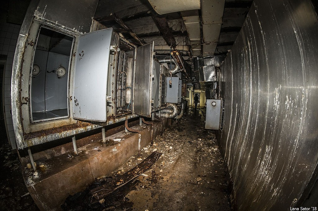 Út a gépház felé (Fotó: lana-sator.livejournal.com)
