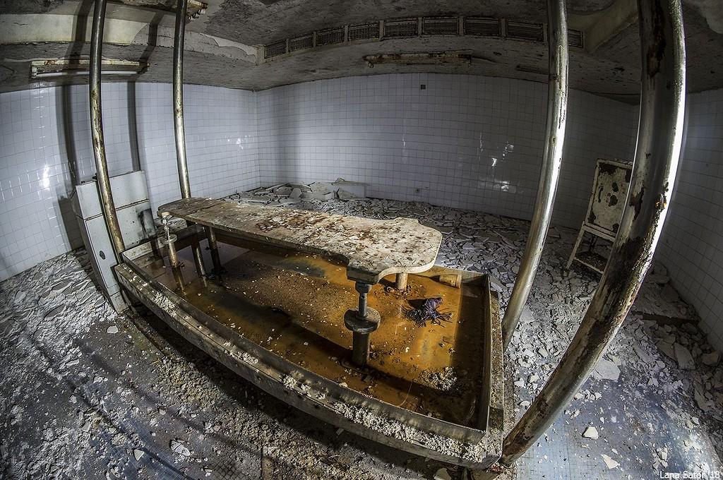 A múmia már nincs itt (Fotó: lana-sator.livejournal.com)