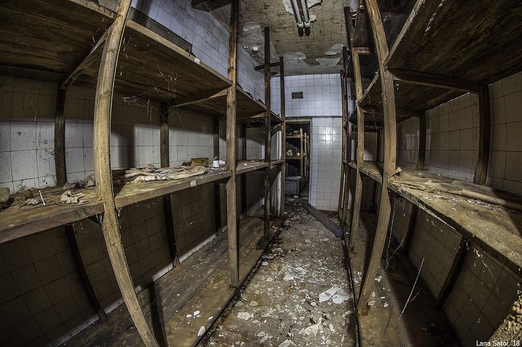 Ugyanaz a szoba csak a másik irányból (Fotó: lana-sator.livejournal.com)