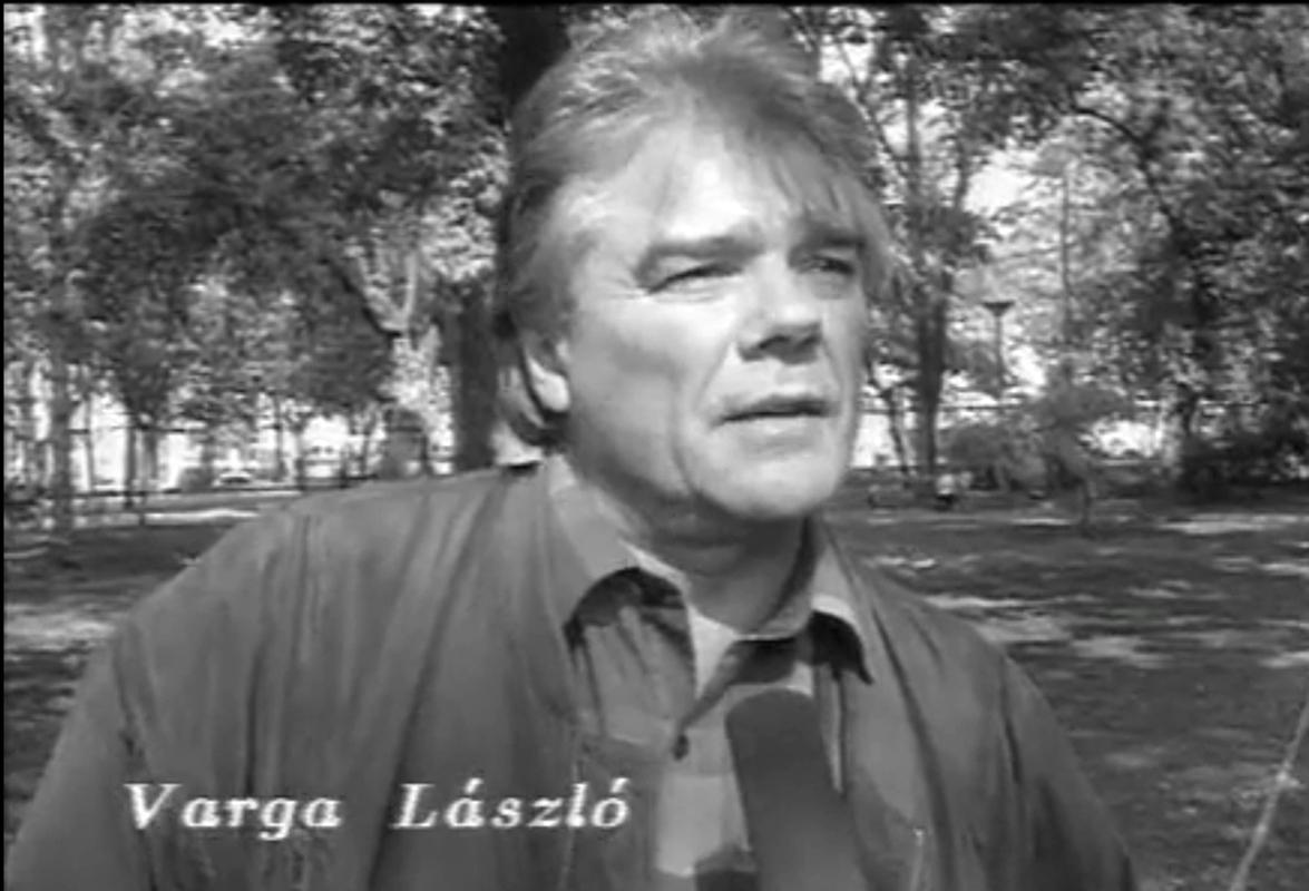 Varga László egykori szemtanú - Jelenet a Pincebörtön filnből