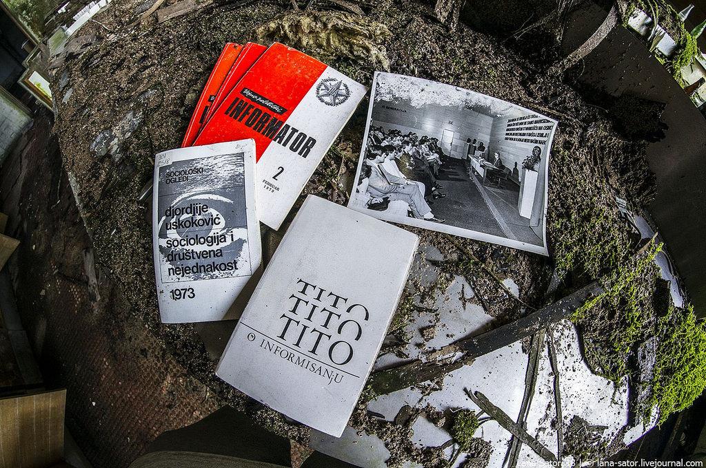 Tito nélkül soha (Fotó: lana-sator.livejournal.com)