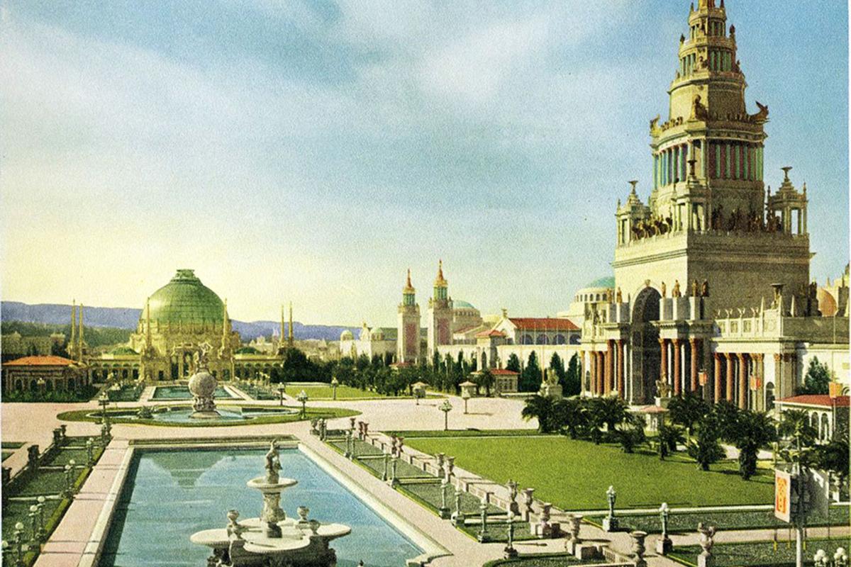 Jobbra az Ékszer-torony. (Forrás: Wikipedia.en)