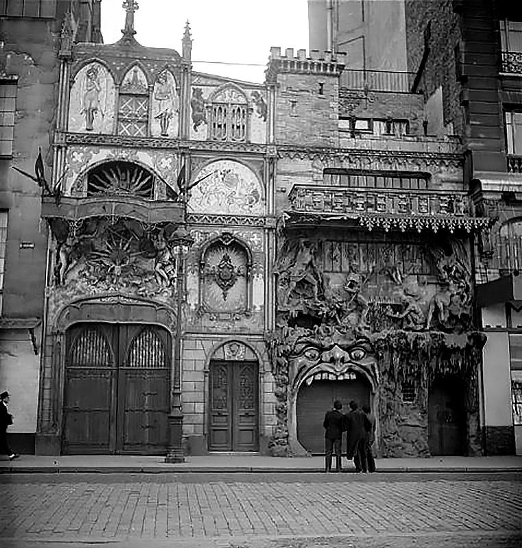 Bukottak és felemelkedettek (Fotó: Parismuseescollections.paris.fr.)