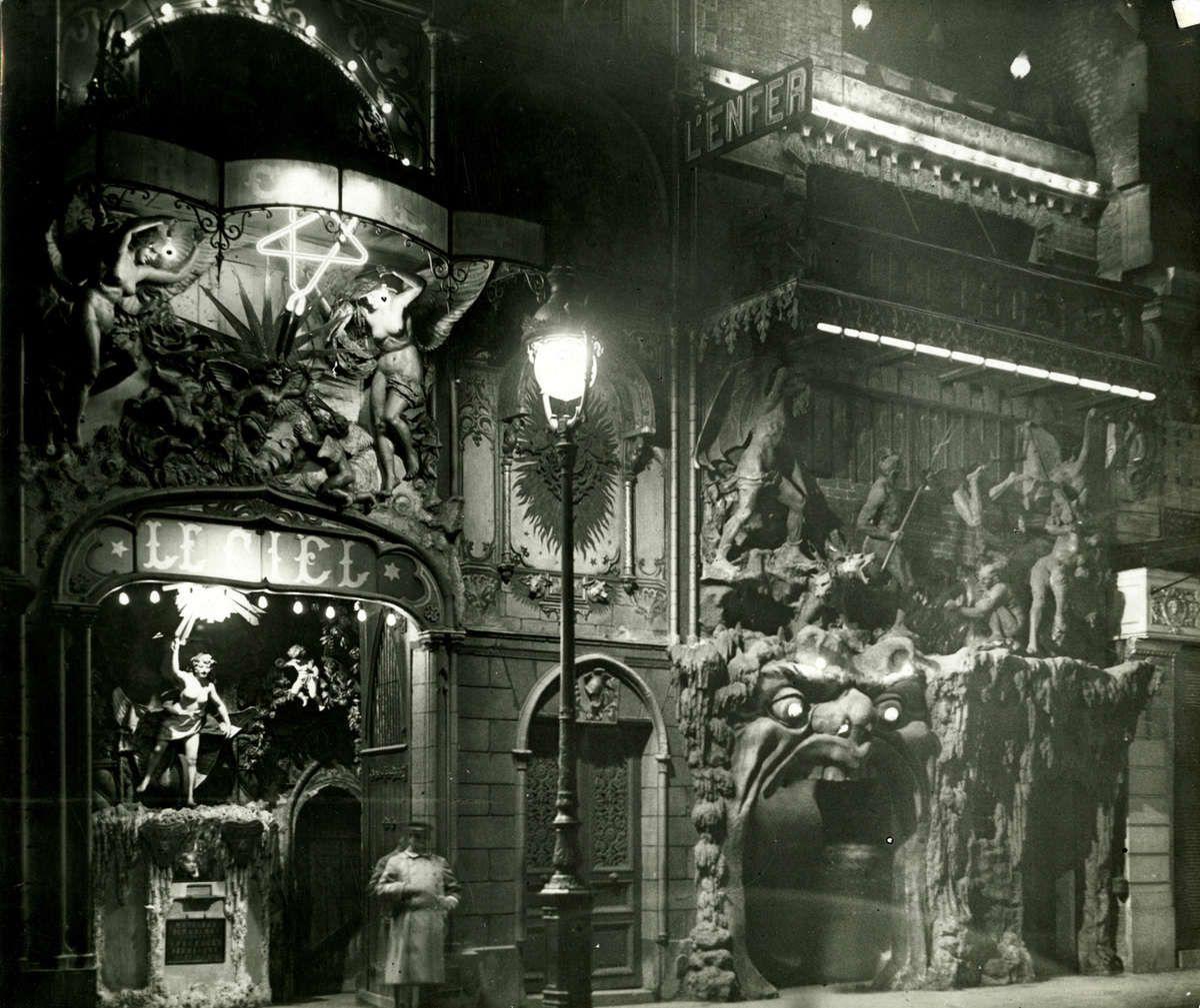 A műintézmény 1939-ben (Fotó: Parismuseescollections.paris.fr.)