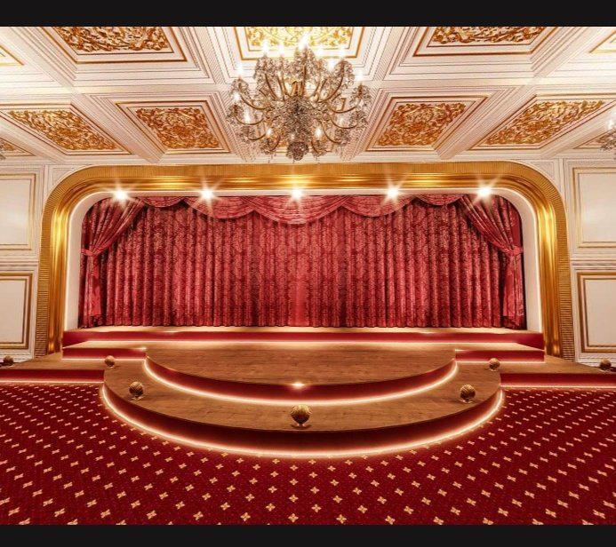 A színházterem. (Fotó: Palace.navalny.com)