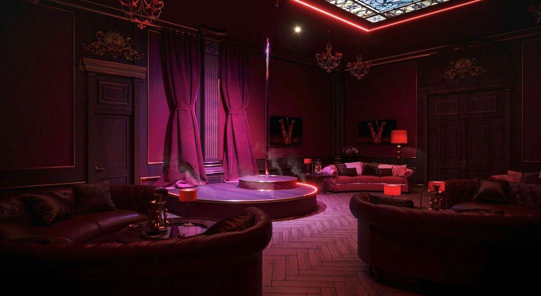 A Vizipipa-szoba. (Fotó: Palace.navalny.com)