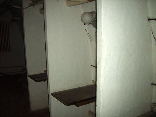 Egykori irodaszobák (Fotó: Falanszter.blog.hu)