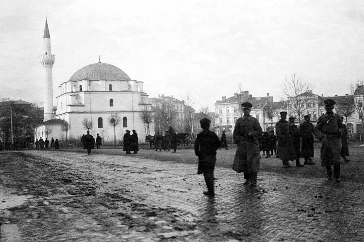 1914-ben, (Forrás: Stara-Sofia.com)