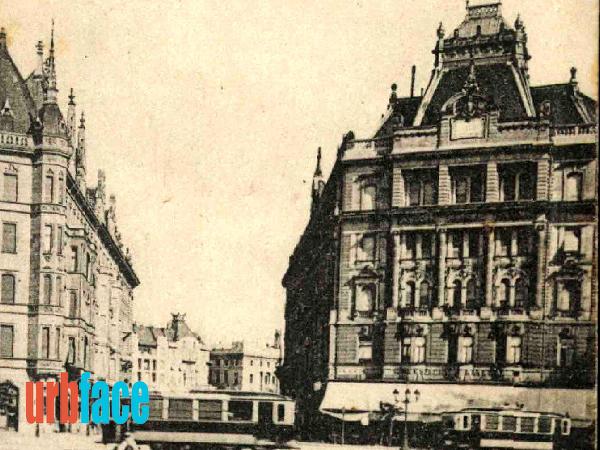 A Klein-bérház (Forrás: Urbface.com)