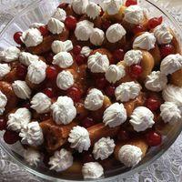 Trifle,az angol krémdesszert