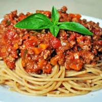 Bolognában sosem főztek spagettit