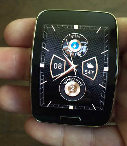 Samsung Galaxy Gear 6