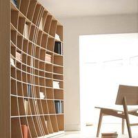 12 formabontó könyvespolc