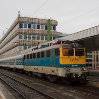 Vonatozzunk virtuálisan: Budapestről Marburgba