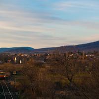 Utazzunk vonattal képzeletben - irány Romhány!