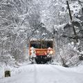 Kis hó, nagy baj a Bükkben