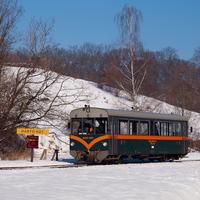 Hóban a Börzsönyben