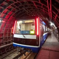 Jubilejnyíj - új metró a nagy szentpétervári járműcseréhez