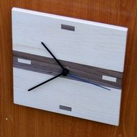 Egy nagyon egyszerű fa óra