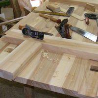 Asztalos szerkezetek - új blog