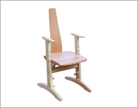 Állítható magasságú szék