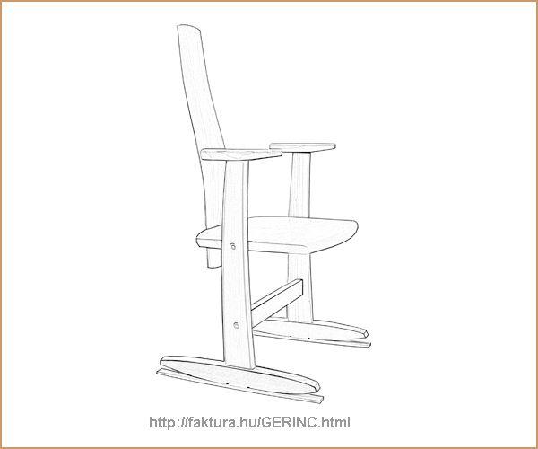 porckorong szék