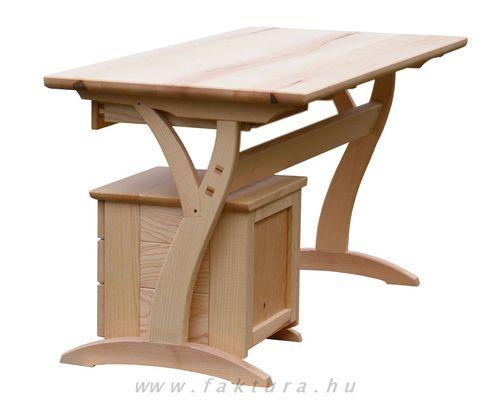 waldorf íróasztal
