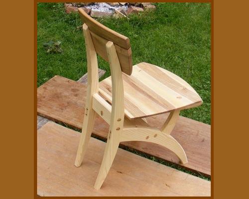keményfa szék