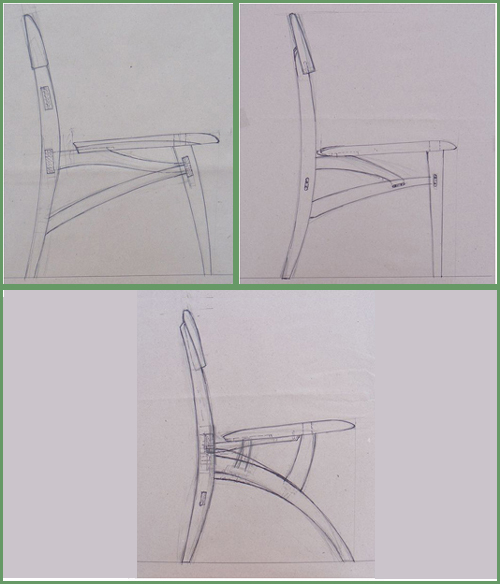 szék tervek -