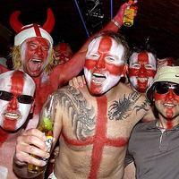 Csernobilban jártak az angol szurkolók