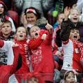 Ajax játékosok szórakoztak a drukkerekkel! +videó