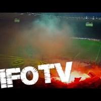 Esti videó - Dortmund piro-showja a német kupadöntőben