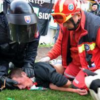Bizonyíték a 2008-as szlovák rendőrterrorra!