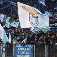 A Lazio szurkolók fellégezhetnek
