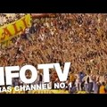 YALI .. SINGING GÖZ GÖZ GÖZTEPE |TifoTV